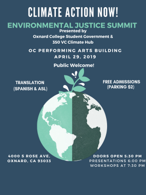 ENVIRONMENTAL JUSTICE SUMMIT